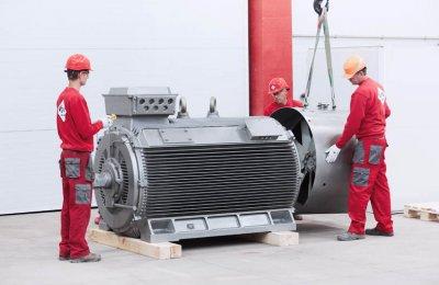 sale of electric motors