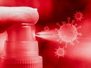 dezinfekcia virusov