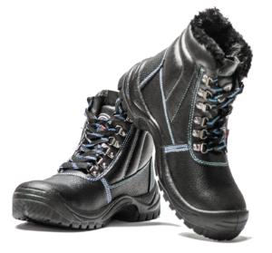 Zimná pracovná obuv